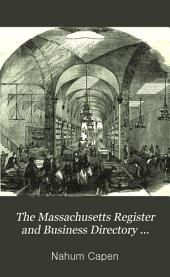The Massachusetts Register and Business Directory ...