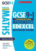 Maths Foundation Revision Guide for Edexcel PDF