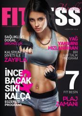 Monthly Fitness; Haziran 2015: Aylık Sağlık, Bakım ve Fitness Dergisi