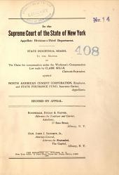 Supreme Court of the State of New York