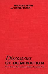Discourses Of Domination Book PDF