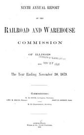 Annual Report: Volume 9