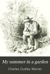 My Summer in a Garden Book