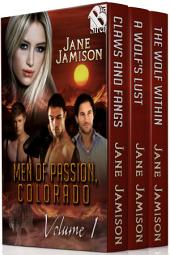 Men of Passion, Colorado, Volume 1 [Box Set 55]