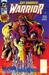 Guy Gardner: Warrior (1992-) #25