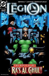 The Legion (2001-) #17