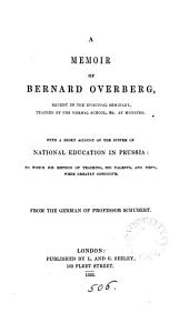 A memoir of Bernard Overberg, from the Germ