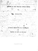 History of the Carlisle Indian School