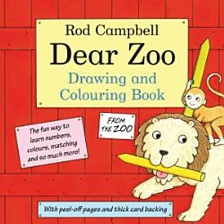 Dear Zoo Drawing And Colouring Book Book PDF