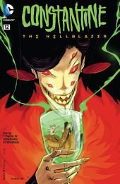 Constantine: The Hellblazer (2015-) #12