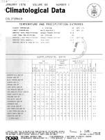 Climatological Data  California PDF