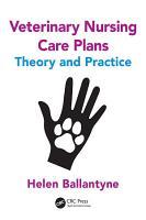 Veterinary Nursing Care Plans PDF