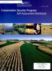 Conservation Security Program: self-assessment workbook