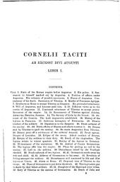 Annals of Tacitus