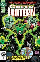 Green Lantern (1990-) #43