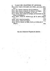 Histoire générale des auteurs sacrés et ecclesiastiques: Volume4