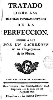 Tratado sobre las maximas fundamentales de la perfeccion