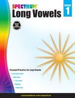 Long Vowels  Grade 1 PDF