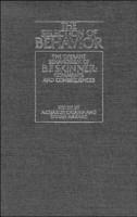 The Selection of Behavior PDF