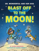 Blast Off to the Moon  Book