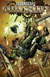 Legenderry: Green Hornet #2
