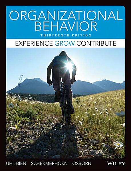 Organizational Behavior 13th Edition