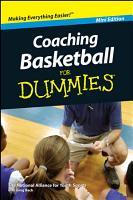 Coaching Basketball For Dummies  Mini Edition PDF