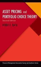 Asset Pricing and Portfolio Choice Theory PDF
