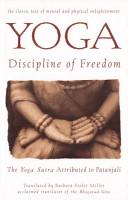 Yoga  Discipline of Freedom PDF