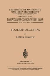 Boolean Algebras: Reihe: Reelle Funktionen