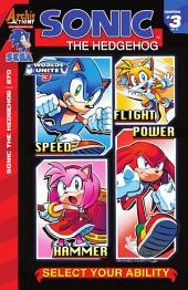 Sonic the Hedgehog #270