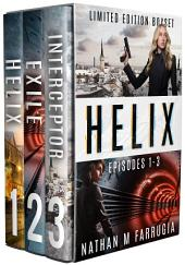 Helix: Limited Edition Boxset (Books 1-3)