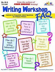 Writing Workshop Faq Book PDF
