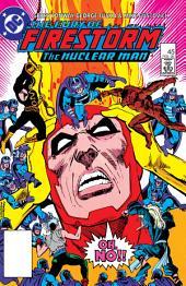 The Fury of Firestorm (1982-) #45