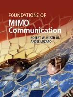 Foundations of MIMO Communication PDF