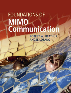 Foundations of MIMO Communication PDF