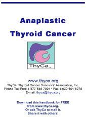 Anaplastic Thyroid Cancer