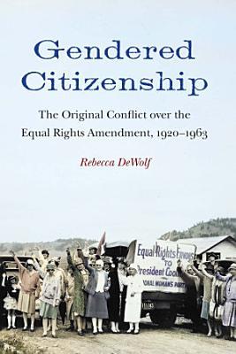 Gendered Citizenship PDF