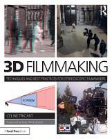 3D Filmmaking PDF