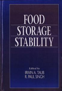 Food Storage Stability Book