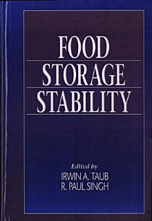 Food Storage Stability Book