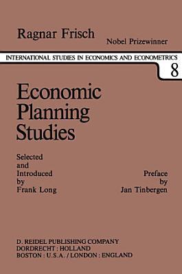 Economic Planning Studies