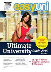 EASYUNI Ultimate University Guide 2015: Issue 5