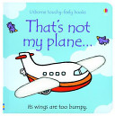 That s Not My Plane