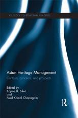 Asian Heritage Management PDF