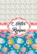Blank Cookbook Notes And Recipes  My Favorite Recipe Family Cooking Notebook Design Document All Your Create Special