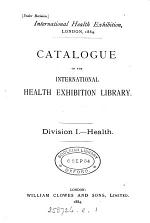 Catalogue of the ... library. Div. 1
