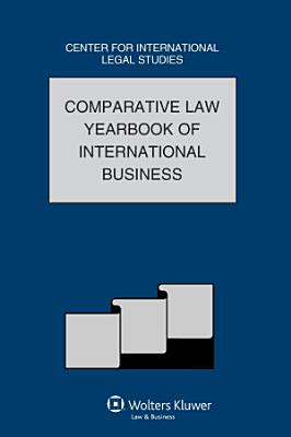 The Comparative Law Yearbook of International Business PDF
