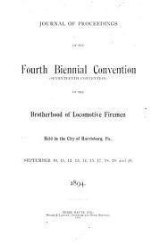 Proceedings: Volume 17, Part 1894