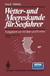Wetter- und Meereskunde für Seefahrer: Ausgabe 7